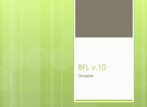 BFL vecka10
